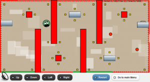 Video Juego HTML5, Javascript, CSS3.